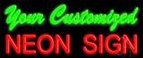 Custom Neon Flex Sign
