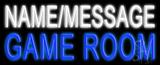 Custom Game Room Neon Flex Sign