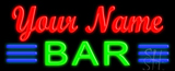 Custom Bar Neon Flex Sign