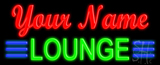 Custom Lounge LED Neon Sign