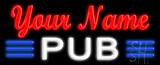Custom Pub Neon Flex Sign