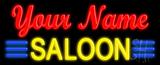 Custom Saloon LED Neon Sign