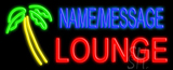 Custom Palm Tree Lounge LED Neon Sign