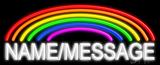 Custom Rainbow LED Neon Sign