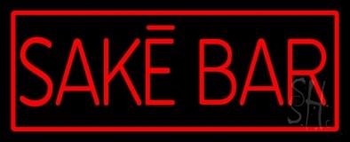 Sake Bar LED Neon Sign