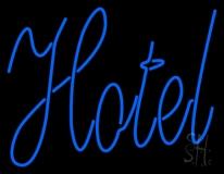 Cursive Hotel LED Neon Sign