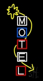 Motel LED Neon Sign