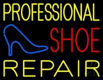 Professional Shoe Repair LED Neon Sign