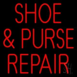Shoe and Purse Repair LED Neon Sign