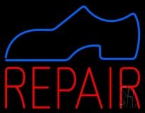 Shoe Logo Repair LED Neon Sign