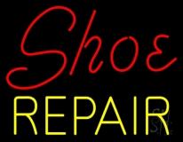 Shoe Repair LED Neon Sign