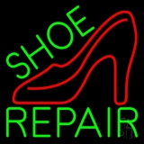 Shoe Repair With Sandal LED Neon Sign