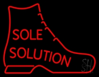 Sole Solution LED Neon Sign