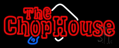 The Chophouse LED Neon Sign