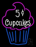 5c Cupcakes LED Neon Sign