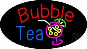 Bubble Tea LED Neon Sign