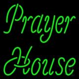 Green Prayer House LED Neon Sign