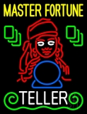 Master Fortune Teller LED Neon Sign