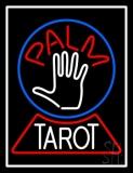 Palm Tarot Crystal LED Neon Sign