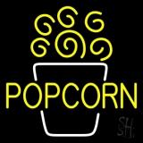 Popcorn Block LED Neon Sign