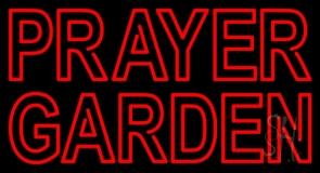 Prayer Garden LED Neon Sign