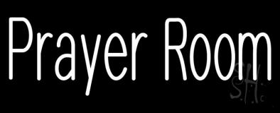 Prayer Room LED Neon Sign