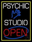 Psychic Studio Open LED Neon Sign