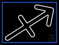 Sagittarius Zodiac LED Neon Sign