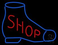 Shoe Shop LED Neon Sign