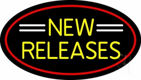 Yellow New Releases LED Neon Sign