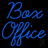 Cursive Box Office LED Neon Sign