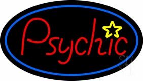 European Psychic Reader LED Neon Sign