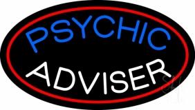 Psychic Advisor LED Neon Sign
