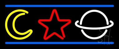Psychic Logos Neon Sign