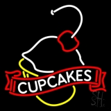 Cupcake LED Neon Sign