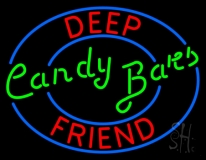 Deep Candy Bars LED Neon Sign