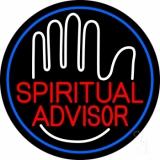 Spiritual Advisor LED Neon Sign