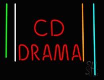 Cd Drama LED Neon Sign