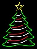 Decorative Christmas Tree LED Neon Sign