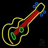 Guitar Strings LED Neon Sign