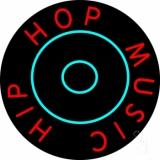 Hip Hop Karaoke LED Neon Sign