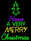 Merry Christmas And Happy New Year LED Neon Sign