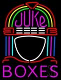 Pink Juke Boxes LED Neon Sign