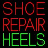 Shoe Repair Heels LED Neon Sign