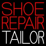 Shoe Repair Tailor LED Neon Sign