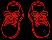 Sneakers LED Neon Sign