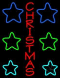 Red Christmas LED Neon Sign