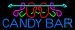 Candy Bar LED Neon Sign
