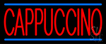 Cappuccino LED Neon Sign