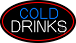 Cold Drinks LED Neon Sign